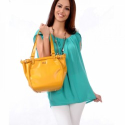 Boxy Shoulder Bag
