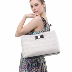 Odela Tote with 3 ways Clutch Bag
